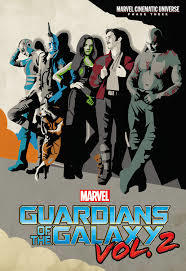 Phase Three: MARVEL'S Guardians of the Galaxy Vol 2  book
