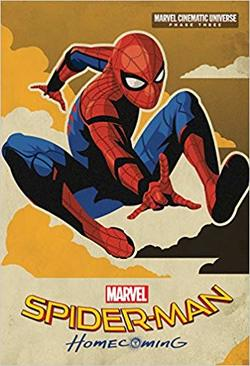 Phase Three: Spider-Man: Homecoming book