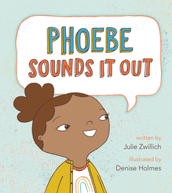 Phoebe Sounds It Out book