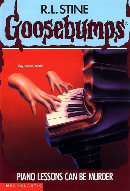 Piano Lessons Can Murder book