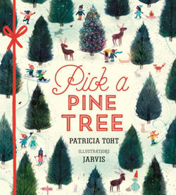 Pick a Pine Tree book