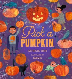 Pick a Pumpkin book