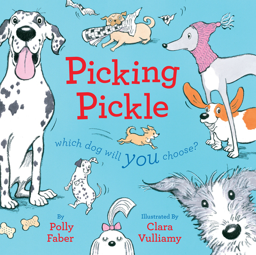Picking Pickle book