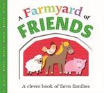 Picture Fit Board Books: A Barnyard of Friends book