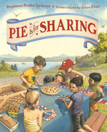 Pie Is for Sharing book