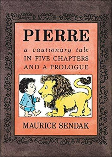 Pierre: A Cautionary Tale in Five Chapters and a Prologue book