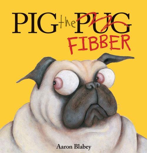 Pig the Fibber book