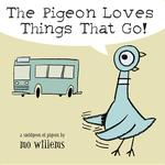 Pigeon Loves Things That Go! book