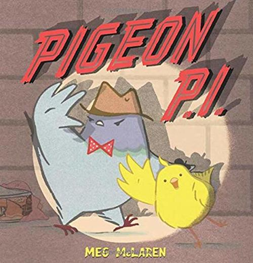 Pigeon P.I. book