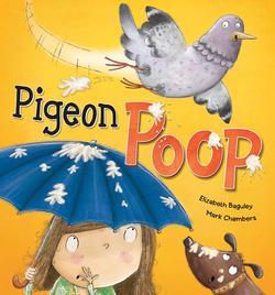 Pigeon Poop book