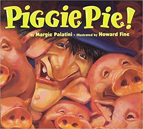 Piggie Pie! book