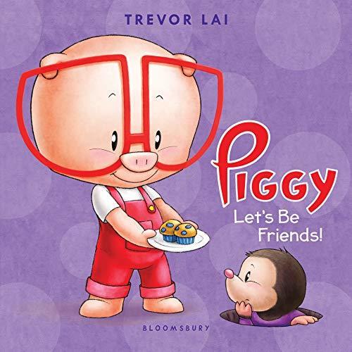 Piggy: Let's Be Friends! book