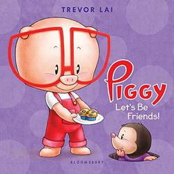 Piggy: Let's Be Friends! book
