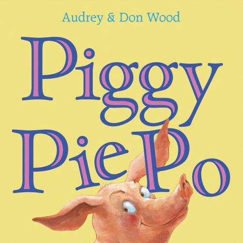 Piggy Pie Po book