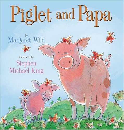 Piglet and Papa book