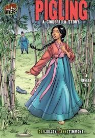 Pigling: A Cinderella Story book