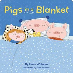 Pigs in a Blanket book
