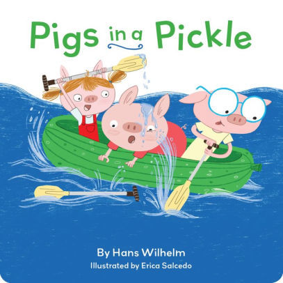 Pigs in a Pickle book