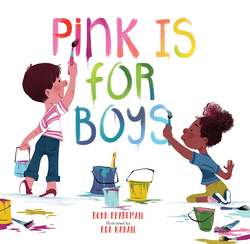 Pink is for Boys book