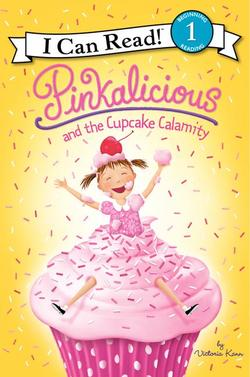 Pinkalicious and the Cupcake Calamity book
