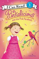 Pinkalicious and the Pink Parakeet book