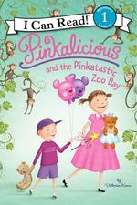 Pinkalicious and the Pinkatastic Zoo Day book