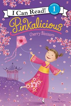 Pinkalicious: Cherry Blossom book
