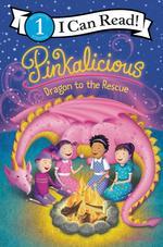 Pinkalicious: Dragon to the Rescue book