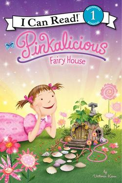 Pinkalicious: Fairy House book