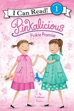 Pinkalicious: Pinkie Promise book