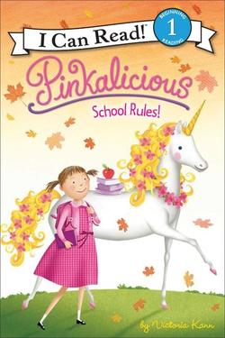 Pinkalicious: School Rules! book