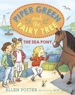 The Sea Pony book