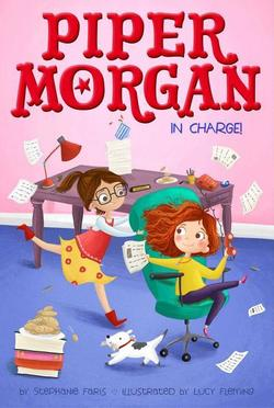 Piper Morgan in Charge! book
