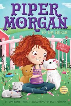 Piper Morgan to the Rescue book