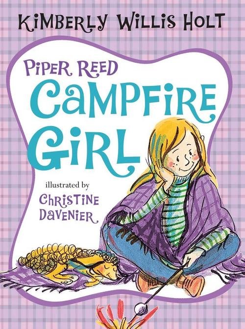 Piper Reed, Campfire Girl book