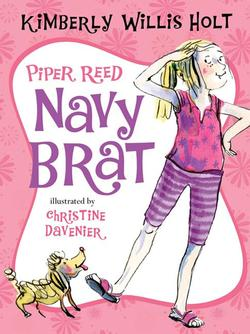 Piper Reed, Navy Brat book