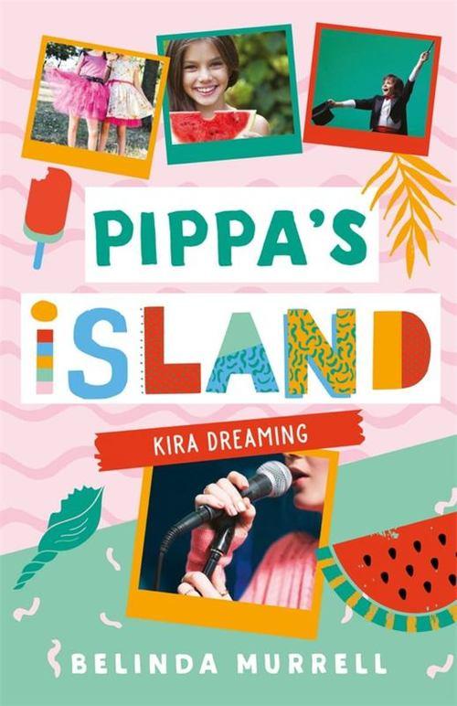 Pippa's Island 3: Kira Dreaming book