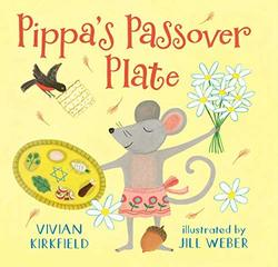 Pippa's Passover Plate book