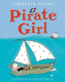 Pirate Girl book