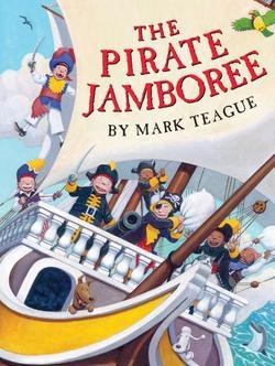 Pirate Jamboree book