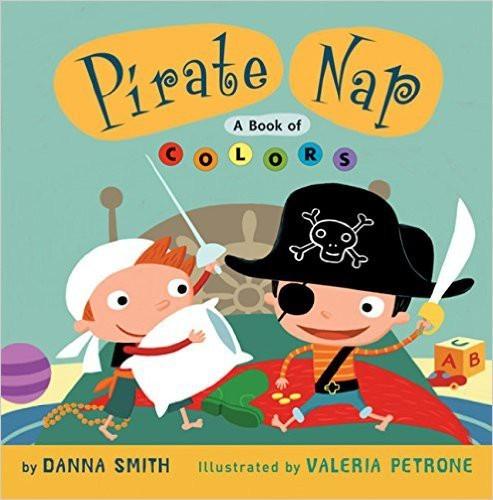 Pirate Nap Book