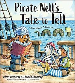 Pirate Nell's Tale to Tell: A Storybook Adventure book