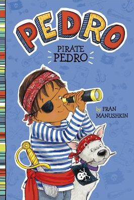 Pirate Pedro book
