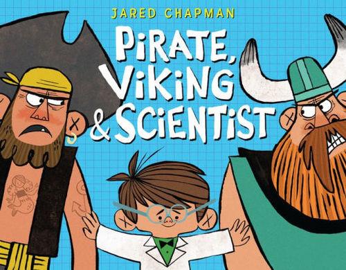 Pirate, Viking & Scientist book
