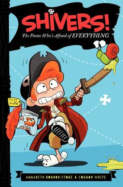 Pirate Who's Afraid of Everything book