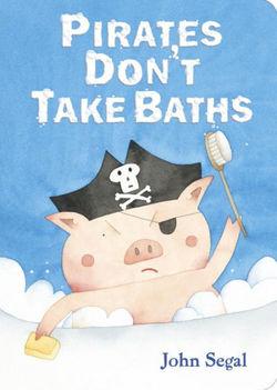 Pirates Don't Take Baths book