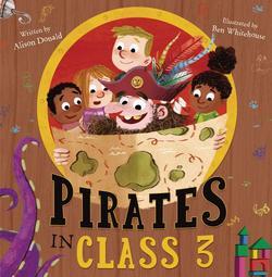 Pirates in Class 3 book
