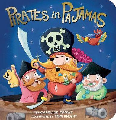 Pirates in Pajamas book