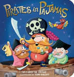 Pirates in Pajamas book