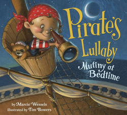 Pirate's Lullaby book